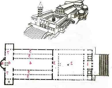 Quelle différence entre église et basilique ?