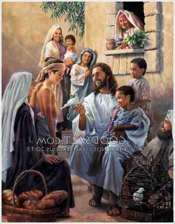 Quels sont les parents de Jésus ?