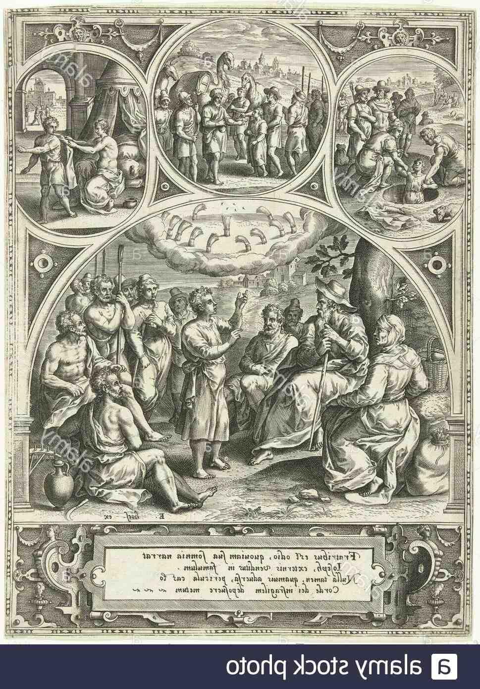 Qui est le père de Joseph dans la Bible ?